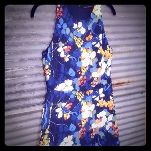 Banana Republic Floral Maxi dress